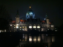 neues Rathaus Hannover, Landeshauptstadt Niedersachsen